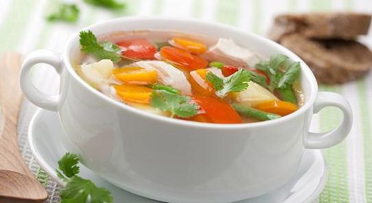 Sop Ayam Resep Makanan Indonesia